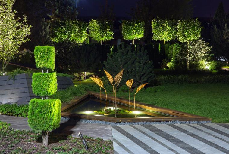 5 идей, которые сделают сад уютнее и облегчат уход за растениями от Ландшафтной мастерской Ильи Лациса