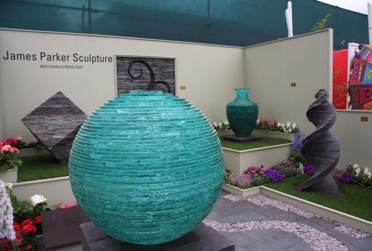 Ежегодная выставка садов в Лондоне CHELSEA FLOWER SHOW