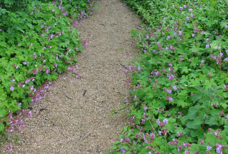 Садовые дорожки как элементы ландшафтного дизайна