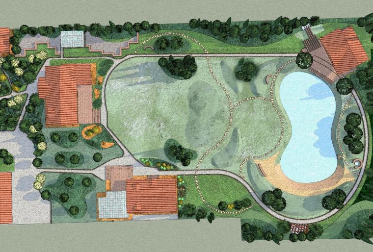 Особенности проектирования бассейна на территории