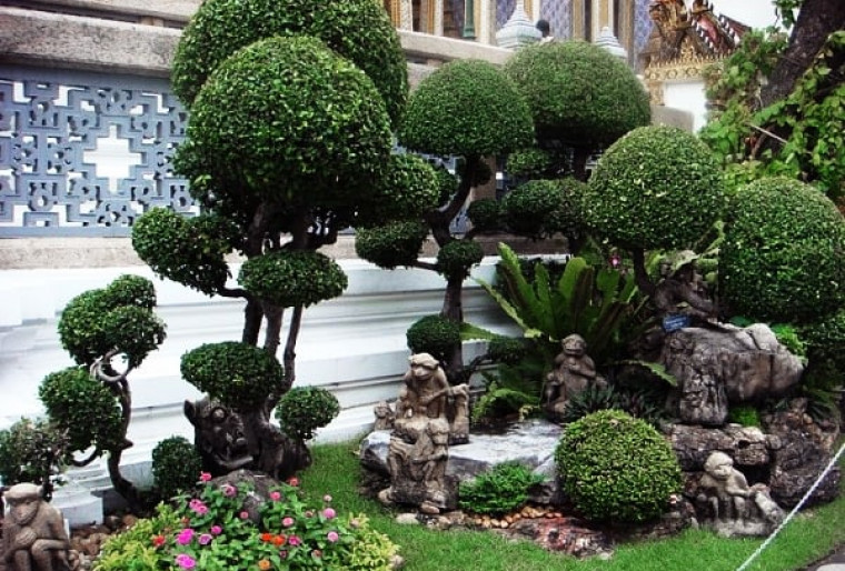 Лучшие сады - Королевские сады Таиланда