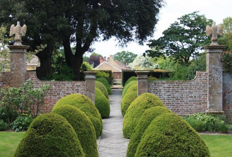 Регулярные сады в ландшафте. Расцвет формализма