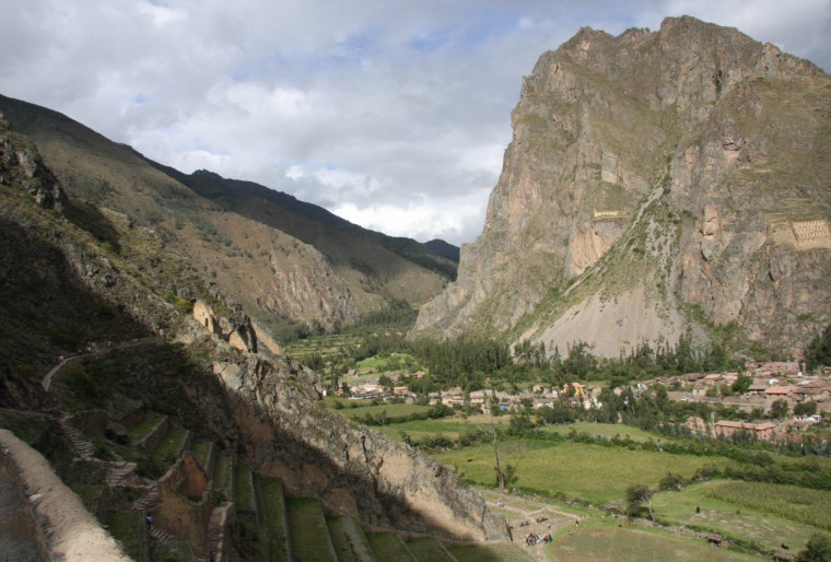 Особенности сада Пайтити, Перу