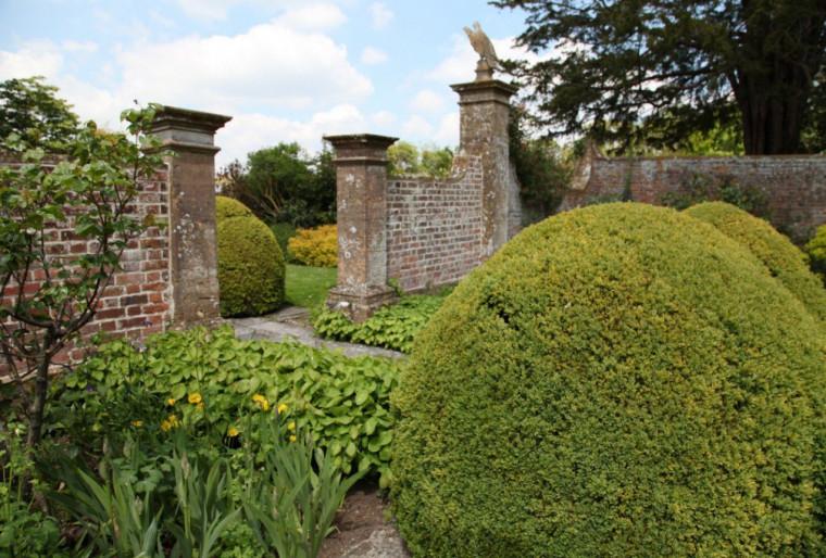 Английский ландшафтный сад