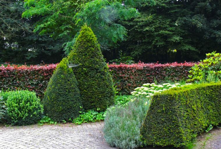 Grugapark Essen - ботанический сад