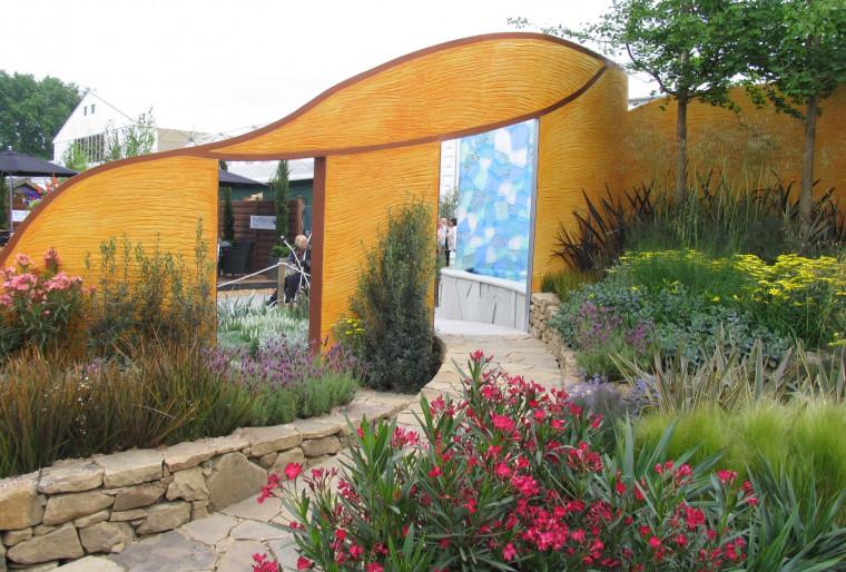 Цветущие сады или зеленые уголки с террасами станут вашими любимыми местами для отдыха