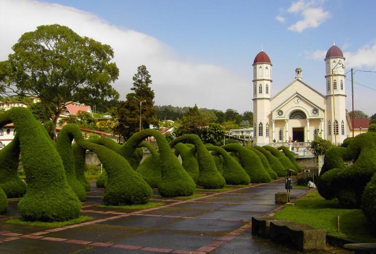 Лабиринты садовой истории